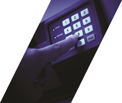 Triton Security Keypad